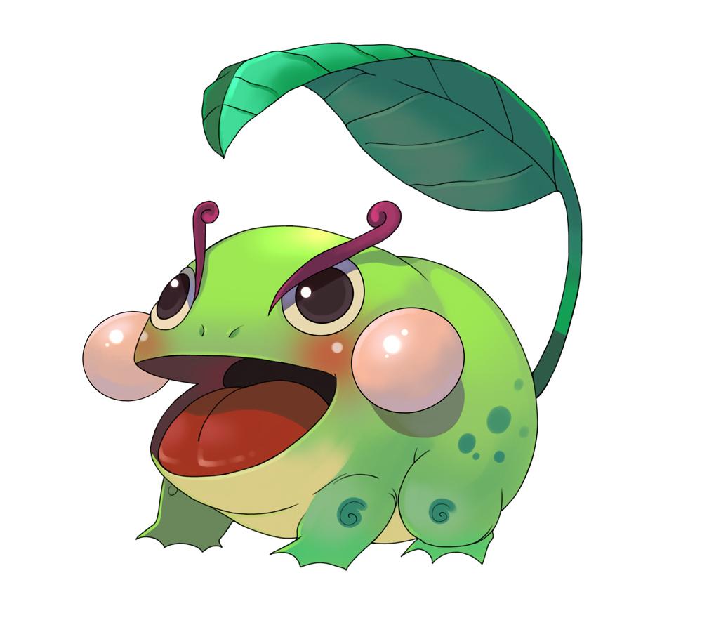 """""""我们要去变青蛙!""""有一只小蝌蚪说"""
